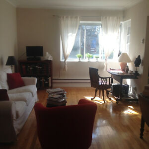 apartment for rent from September 15 to March 15