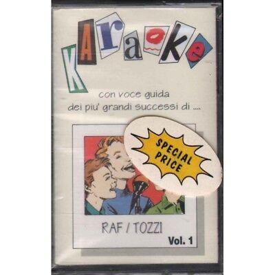 Usado, Karaoke MC7 Le Basi Musicali Raf / Tozzi Nuova Sigillata 0042217034843 comprar usado  Enviando para Brazil