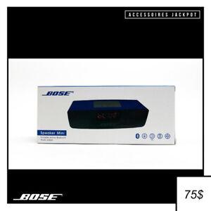 Bose Speaker Mini (Accessoires Jackpot)