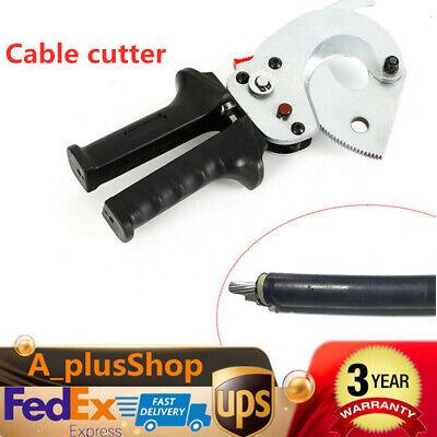 Ratchet Cable Cutter 1000 Mcm Aluminum 750 Mcm Copper Ratcheting Wire Cut Tool