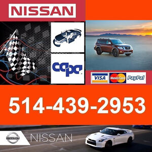 Nissan Armada ► Ailes et Pare-chocs • Fenders and Bumpers