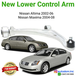 New Front Lower Control Arm For Altima 2002-06 Maxima 04-08