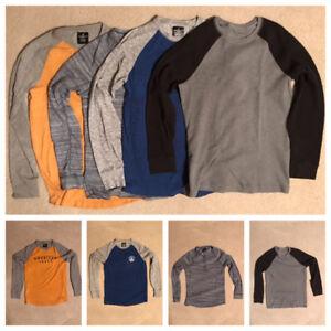 Men's Thermal Shirts