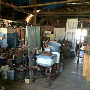 COUNTRY CLEAN UP JUNK GONE BARN GARAGE SHED HOUSE