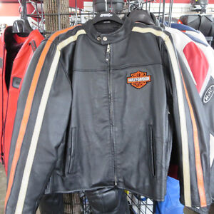 Montana Mens Leather Motorcycle Jacket  Only $100 - Re-Gear
