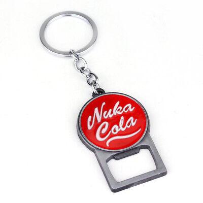 US!Pip Boy Nuka Cola  Cosplay Keychain Beer  Bottle Opener Fashion Gift Fast
