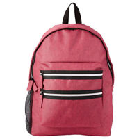 Lost: Magenta Backpack with school supplies, childrens books