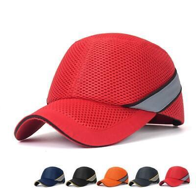Baseball Hat Safety Protective Helmet Bump Cap Head Protection Hard Inner Shell