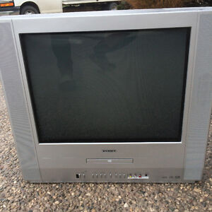 """Toshiba 20"""" TV with built in DVD player"""