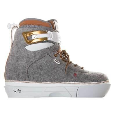 Valo Soichiro 2 Aggressive Inline BOOT ONLY Skates Mens 8.0 Grey NEW