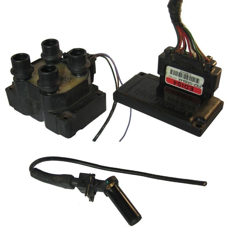 Ford EDIS-4 EDIS kit - Module, coilpack crank sensor for Megajolt or  Megasquirt   Shopping Bin - Search eBay faster