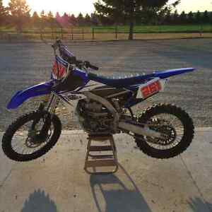 Clean and tight 2014 yz450