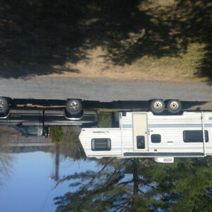 Rv and trailers