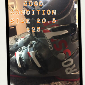 Boots 20.5