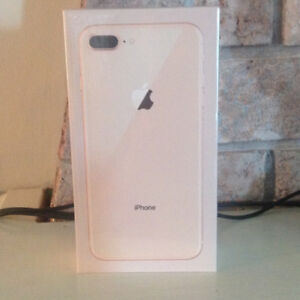 Sealed iPhone 8plus for sale