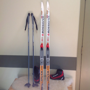 Kids Cross-country ski package for sale