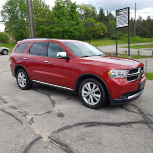 2011 Dodge Durango Crew Plus AWD