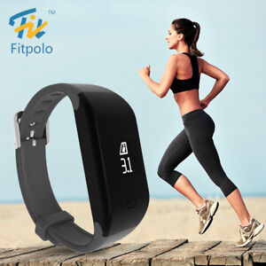 FitPolo H701 Fitness Tracker Heart Rate Monitor - iOS & Android