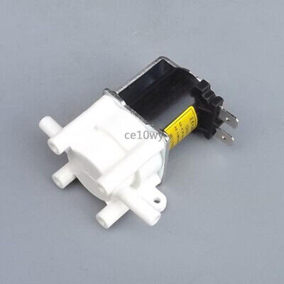 Dc 24v Solenoid Valve Water Exhaust Valve Electric Nc Normally Closed For Diy