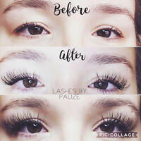 Lash and Brow Technician / Eyelash Extension
