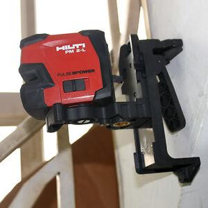 Hilti Laser Level Pm 2 L Laser Line Included Three Piece