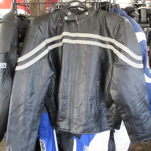 Liquidation Buy Of New Leather Motorcycle Jackets