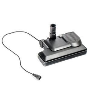 "Electric Powerbrush 3 Wire C14 Plug Commercial Black 14"" Quiet Drive Poly V Belt Pcb Shut-Off Swivel Neck"