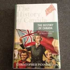 The Destiny  of Canada by Christopher Pennington