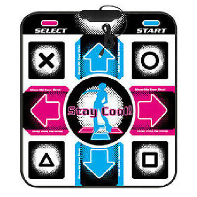 HD Revolution Non-Slip Dancing Step Dance Mat Yoga Pad Pads USB Dancer Blanke… for sale  Shipping to India