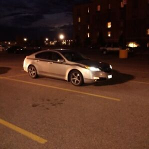2009 Acura TL SHAWD with Extra Rims & Tires - $12,900 OBO