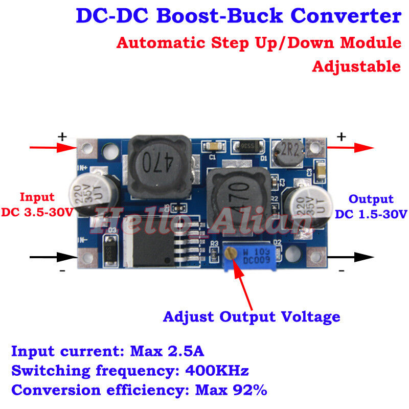 1pcs DC-DC 5-12 V à ± 12 V max 100 mA Step-up boost Power Supply Converter Module