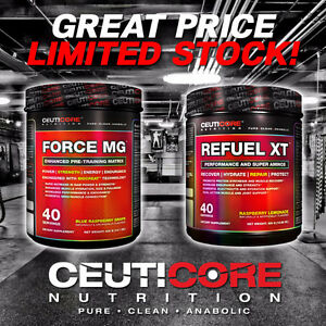 Ceuticore Health Fitness Supplements! Low Price! Limited Stock!