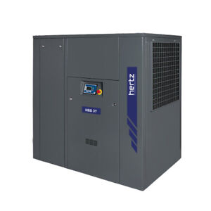 50 HP Variable Speed Screw Compressor - NEW in Stock