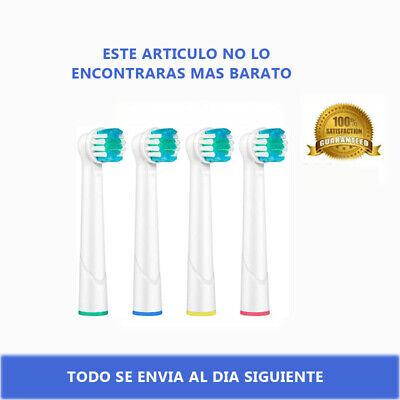 RECAMBIOS COMPATIBLE CON CEPILLO DE DIENTES ELECTRICO CABEZAL BRAUN ORAL B x...