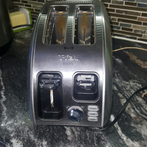 T fal icon toaster 30.00
