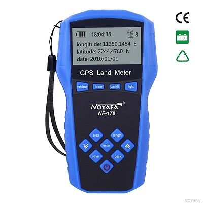 Gps Land Measuring Instrument Nf178b