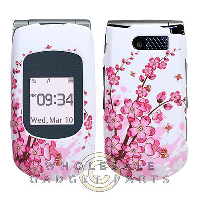 Pantech CDM8635 shield Spring Flowers Cover Shell Protector Guard Shield Case