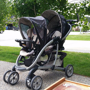 GRACO Baby Stroller (double)