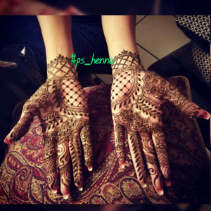 Henna artist! All occasions! Eid special!!