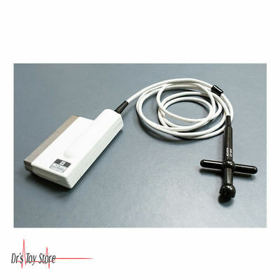 Acuson 2.0 Mhz Aux Cw Non-imaging Ultrasound Transducer Probe For Acuson Cypress