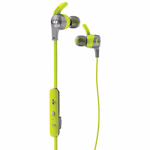 Monster iSport Achieve In-Ear Sound Isolating Bluetooth Headphon