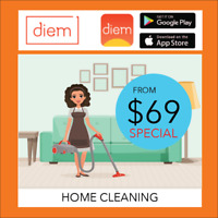 Home Cleaning - Only $69 - At your door within 24 Hours