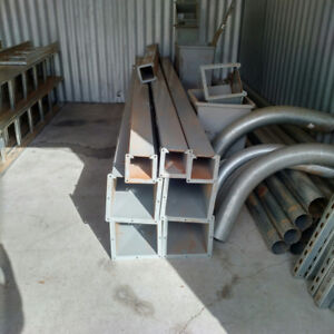 Used Electrical Conduit, Cable Tray, Duct, transformer, fittings
