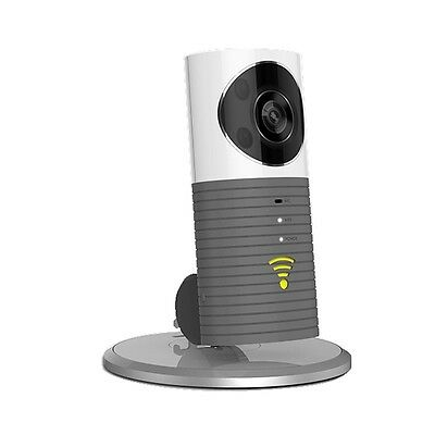 New Clever Dog Cleverdog Wireless Smart Camera WiFi Monitor Security Grey