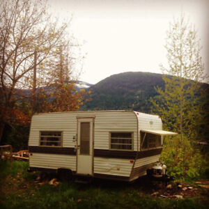 Seeking spot to park trailer to live in for the summer