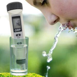 Pocket ORP Meter ±999mV Redox Monitor Ionizer Dissolved Oxygen Lab Test Radicals