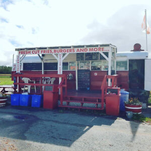 Food bus for sale