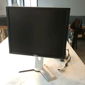 ***Broken*** Dell computer monitor - needs repair
