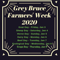 Grey Bruce Farmers Week 2020  Agricultural Conference