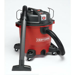 Craftsman XSP 16 gal. 6.5 HP Wet/Dry Vacuum (NEW, Sealed)